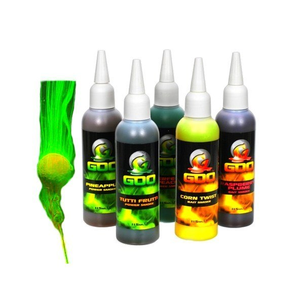 Korda GOO Liquid Caramel SUPREME Bait Smoke 115ml