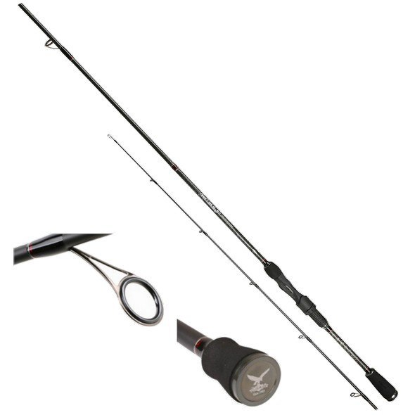 Mikado Wędka Spinning Kamisori Perch 2,20m 12g