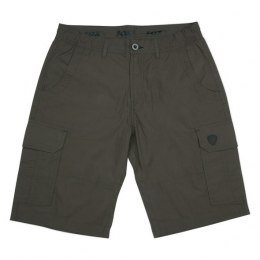 Fox Green Black Spodnie Cargo Shorts XXL LightWeight