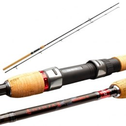 DAIWA Wędka Ninja X Light Jig Spin 2,40m 4-18g