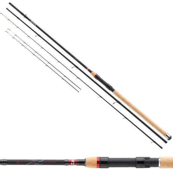 DAIWA Wędka Ninja X Method Feeder 3,30m 80g