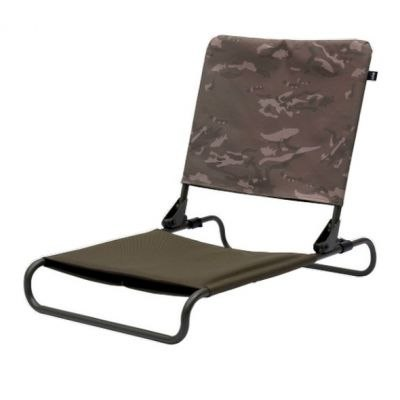 DAM MAD Fotel Adjustable Flatbed Chair Camo