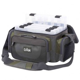 DAM Torba Spinning Bag Medium + 4 Pudełka