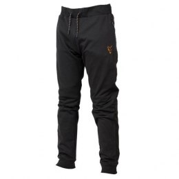 Fox Coll Black Orange Joggers LW M Spodnie NEW!