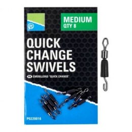 Preston Łącznik Quick Change Swivel M