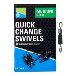Preston Łącznik Quick Change Swivel S