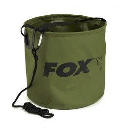 Fox Wiaderko 10l Collapsable Water Bucket