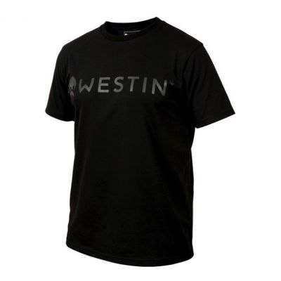 Westin T-Shirt Stealth Black M