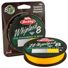 Berkley Plecionka Whiplash 8 0,14mm 300m Yellow