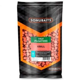 Sonubaits Oily Floaters 11mm Krill 650g