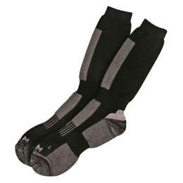 DAM Skarpety Thermo Socks 44-47 Black Grey